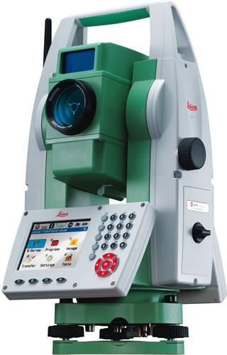 Leica Geosystems Total station - Stonex positioning R6 Total